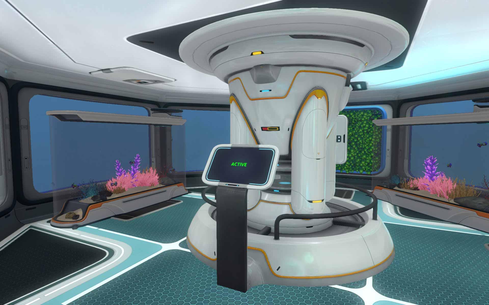 Subnautica Can T Build Bioreactor